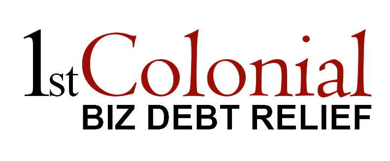 1st Colonial Business Debt Relief